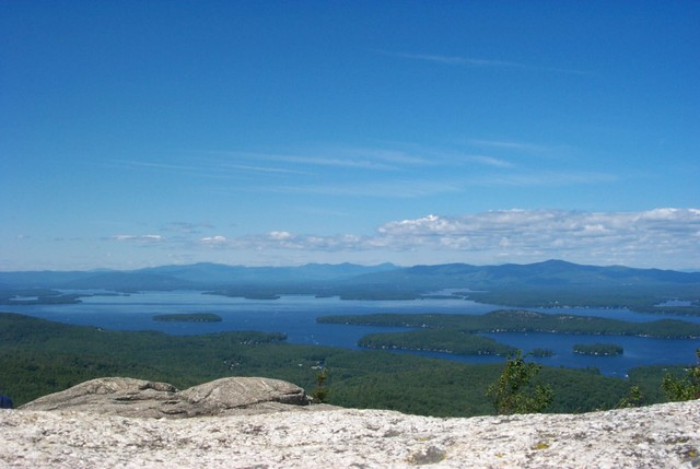 Hike-NH.com: Mt. Major Trip Report